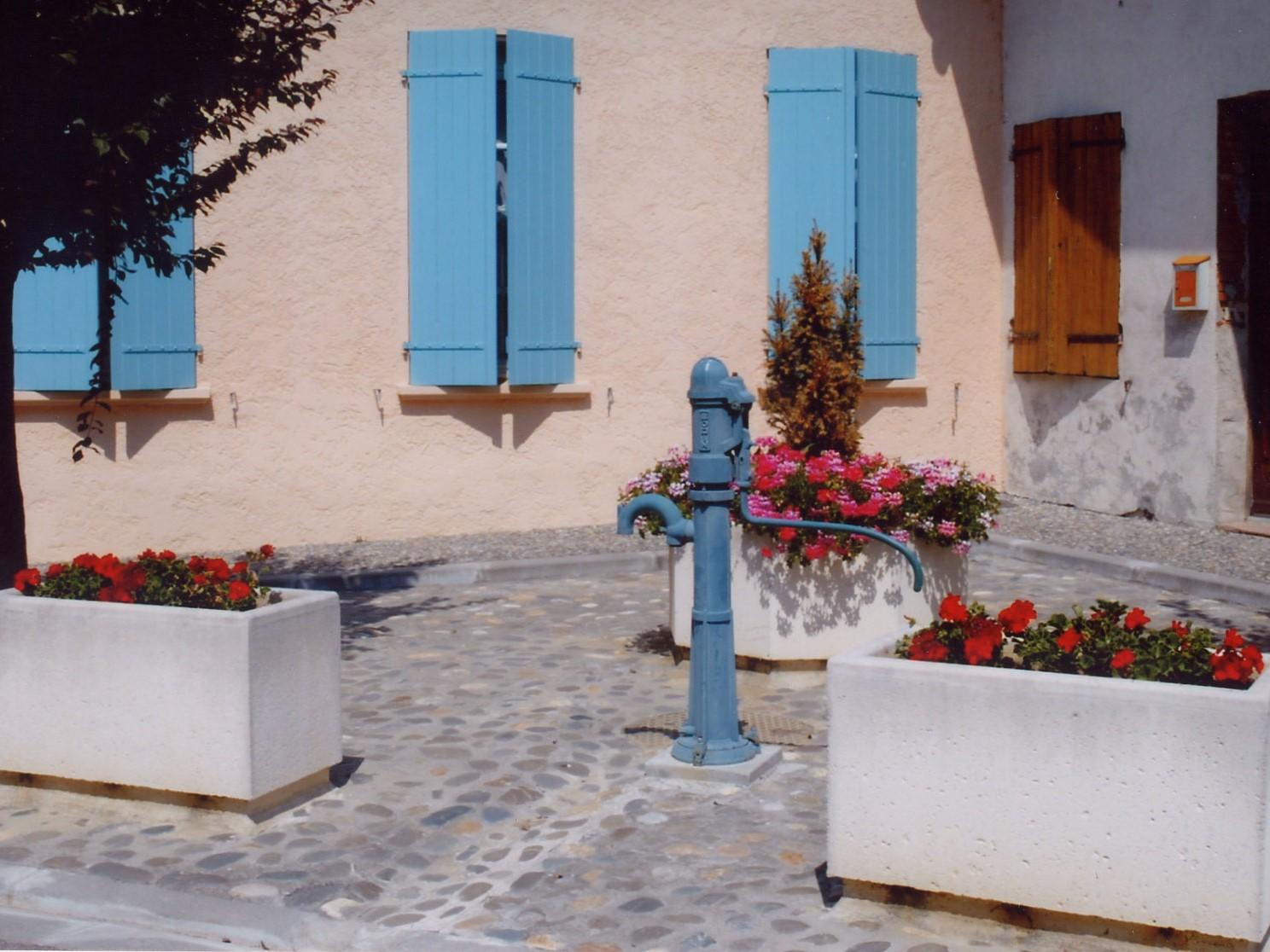 Castelferrus fontaine